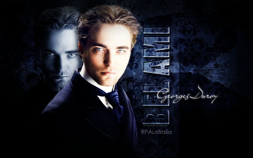 Robert Pattinson Bel Ami